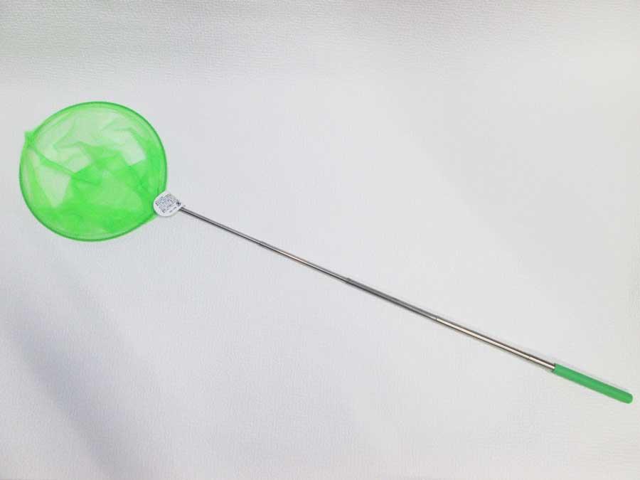 DAISO 伸縮虫とりネット シルク カラフルマルチネット2