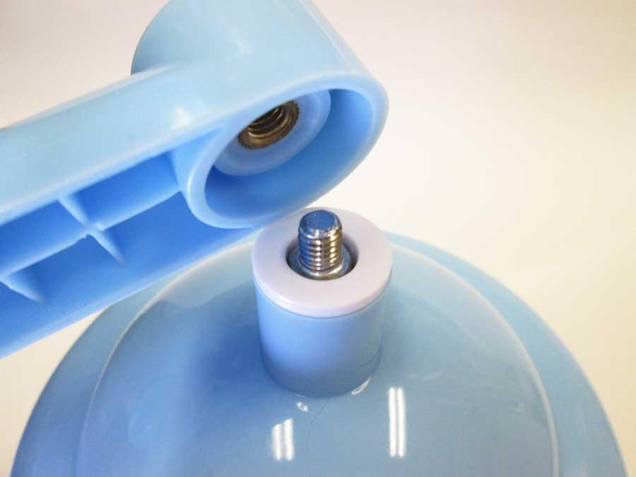 ダイソー 回して作るかき氷機 本体2