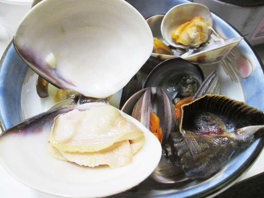 ダイソー 潮干狩り その他の貝