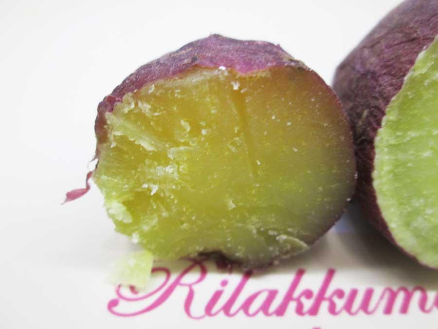 ダイソー 天然ゼオライト グリル敷石 食べ比べ3