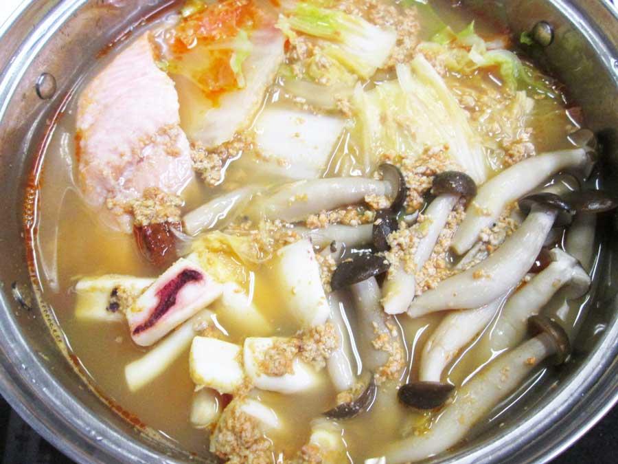 ミーツ ステンレス 浅型鍋 海鮮鍋12