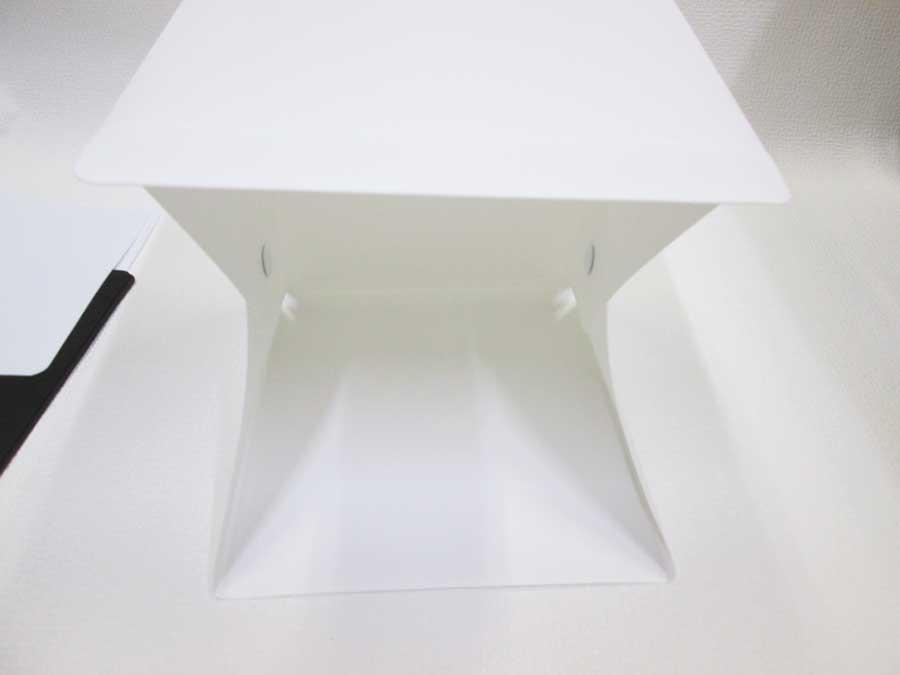 ミーツ LED付き撮影BOX 組立4
