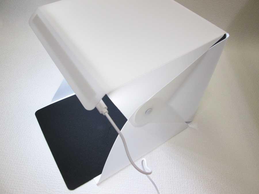 ミーツ LED付き撮影BOX 組立9