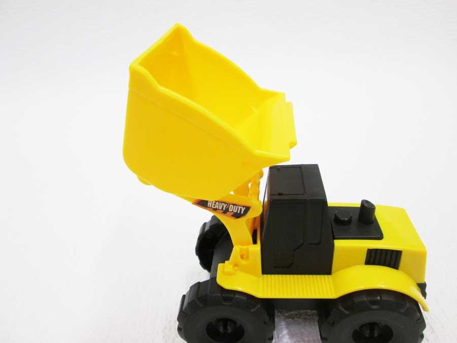 ダイソー 働く車 ショベルローダー3