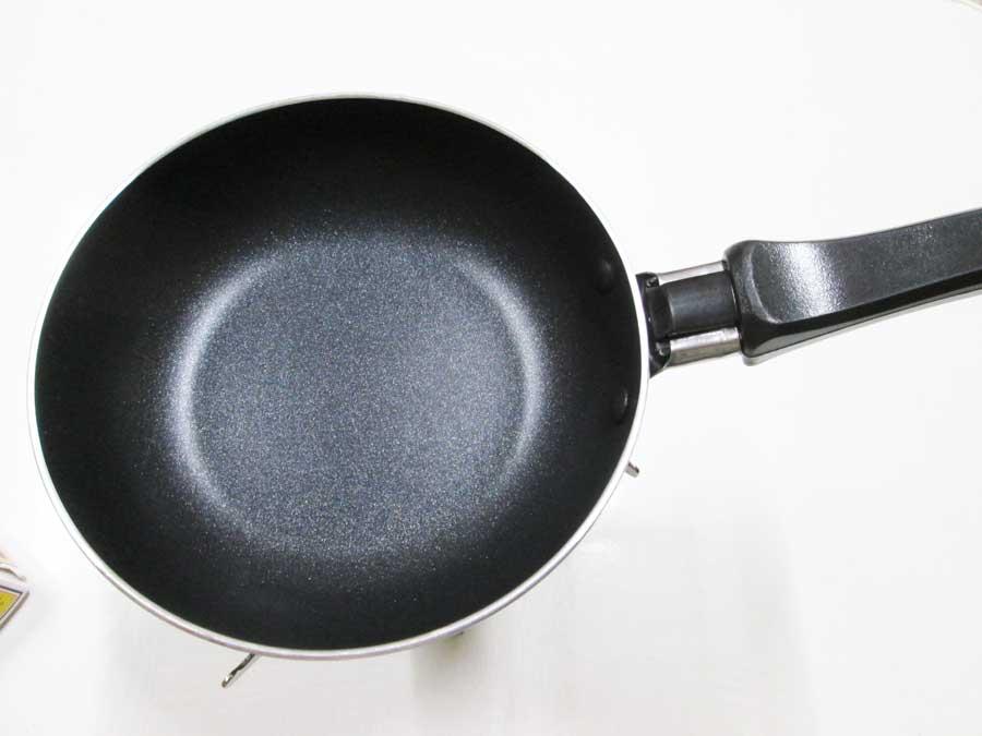ダイソー ポップコーン原料豆 作り方17