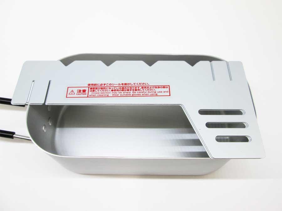 ダイソー 燃料用五徳 本体23