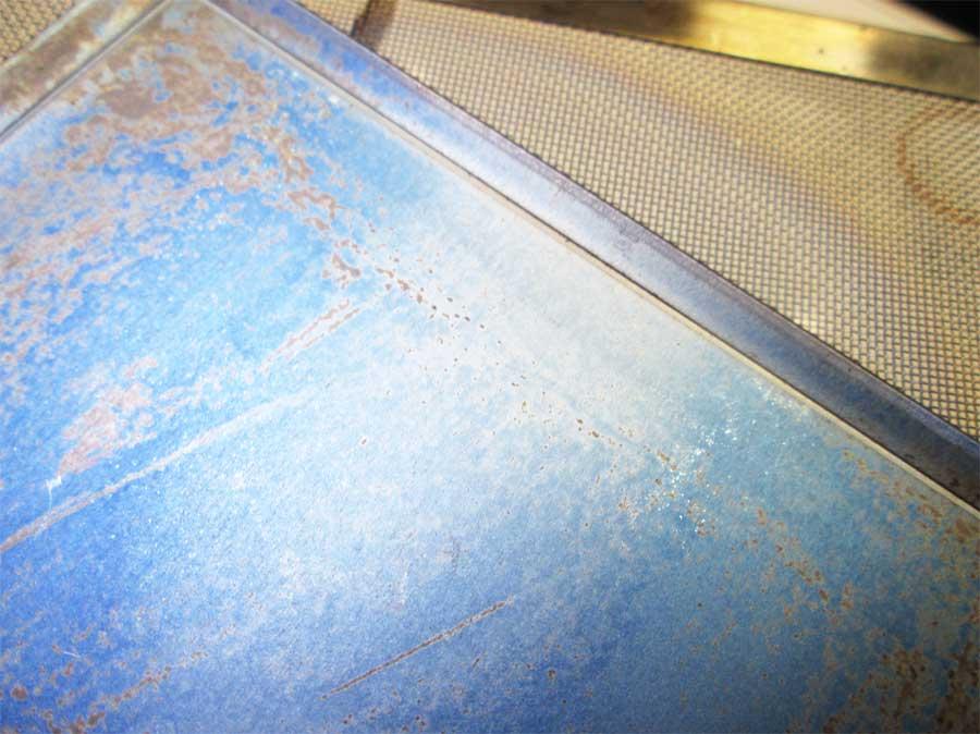 セリア ミニ鉄板 シーズニング7