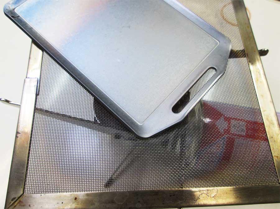 セリア ミニ鉄板 シーズニング10