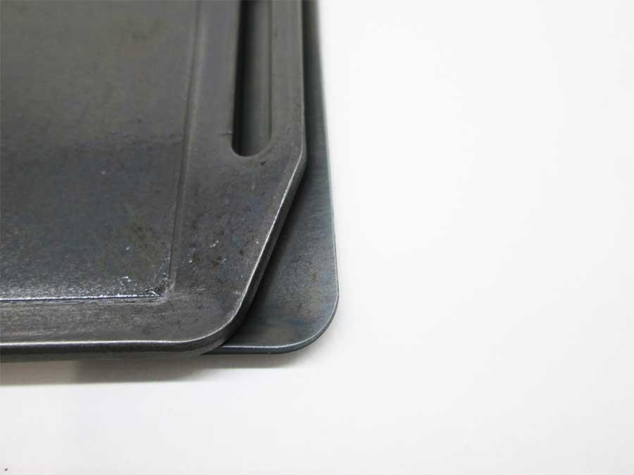 セリア ミニ鉄板 ダイソー メスティン6