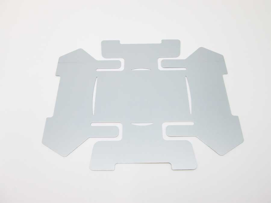 キャンドゥ 折りたたみ式ミニコンロ 本体1