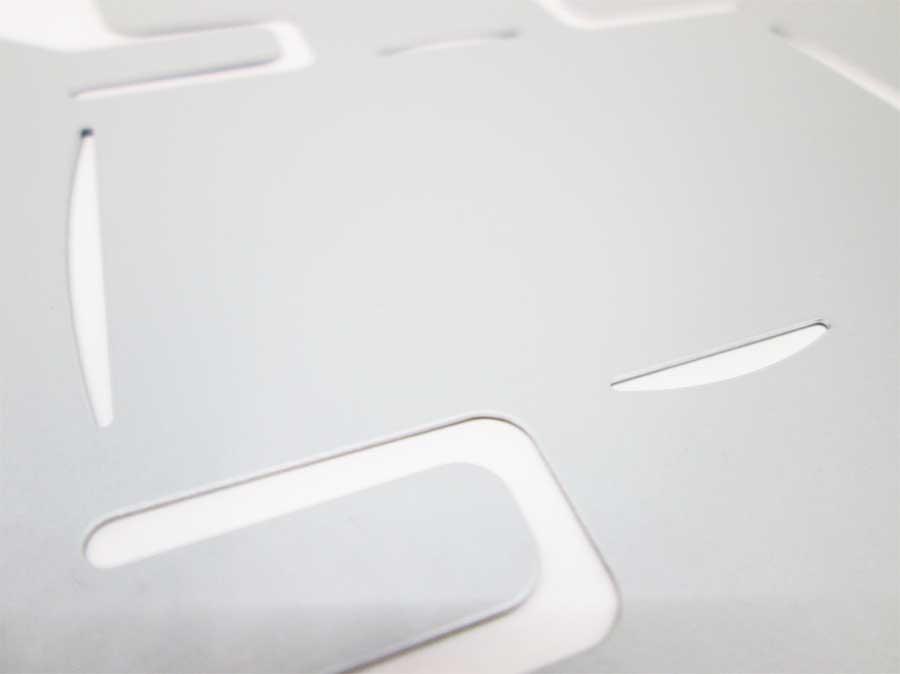 キャンドゥ 折りたたみ式ミニコンロ 本体3