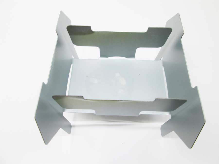 キャンドゥ 折りたたみ式ミニコンロ 本体18