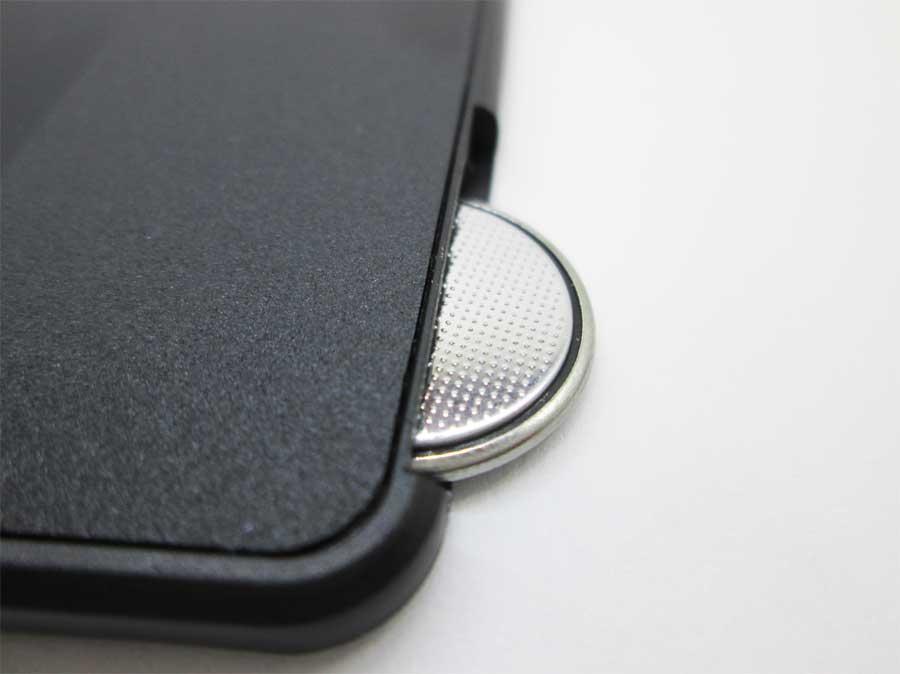 キャンドゥ 電子メモパッド ボタン電池6