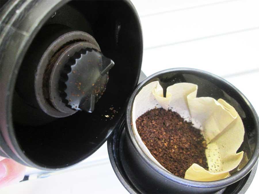 ダイソー コーヒーメーカー カップセット 本体36