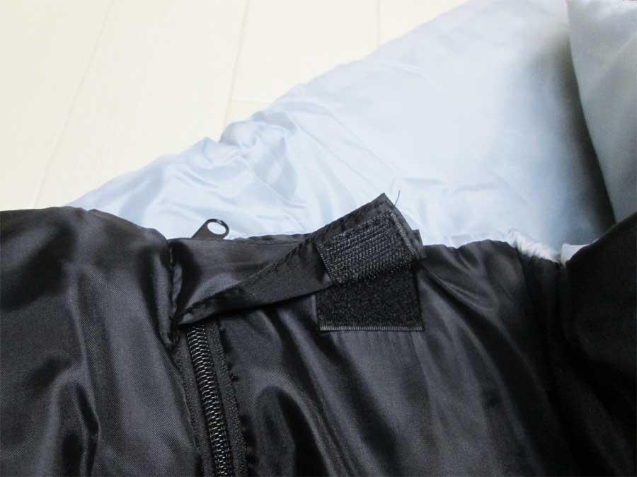 ダイソー 封筒型シュラフ 寝袋 本体7