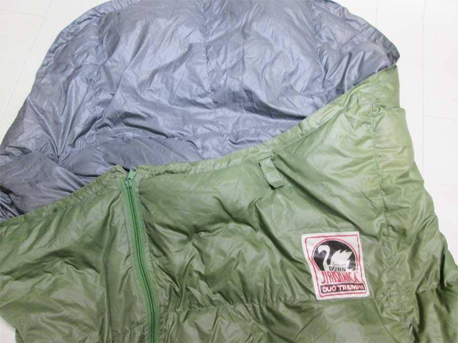 ダイソー 封筒型シュラフ 寝袋 本体13