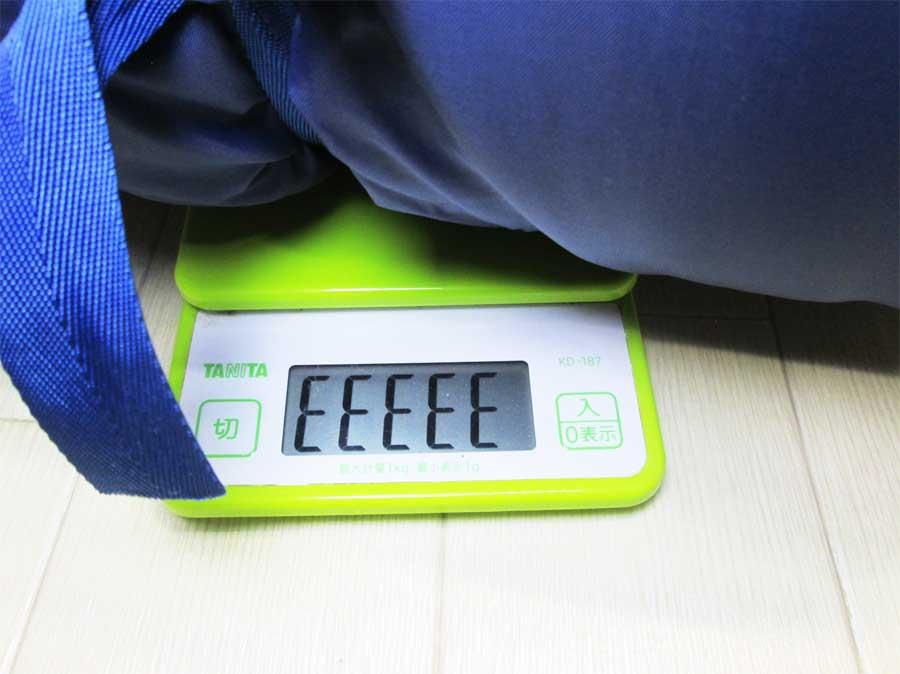ダイソー 封筒型シュラフ 寝袋 本体20
