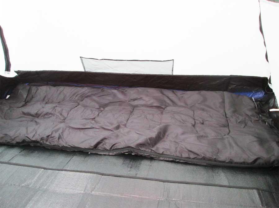 ダイソー 封筒型シュラフ 寝袋 本体2