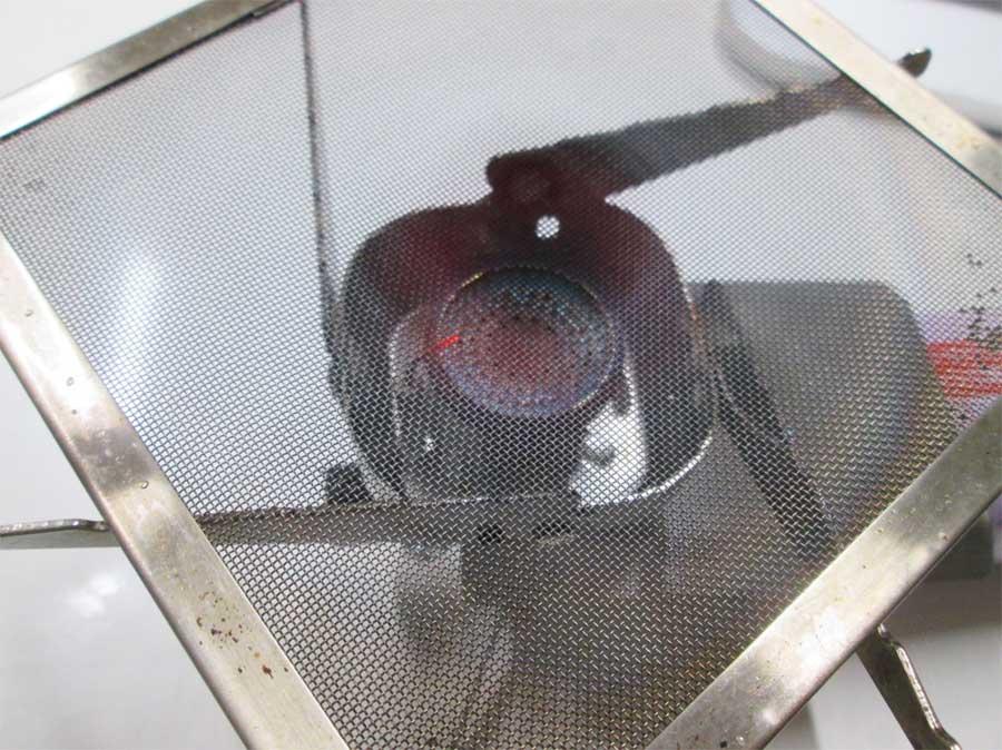 ダイソー メスティン専用蒸し網 本体13
