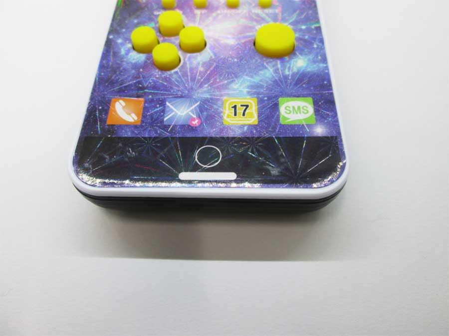 ダイソー LCDゲーム ブロックエックス 本体3