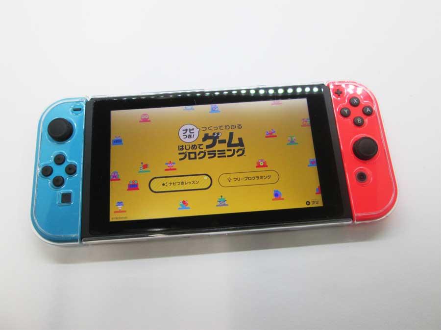 ダイソー LCDゲーム ブロックエックス switch