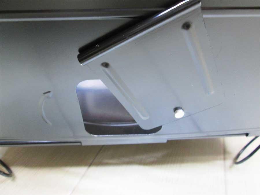 キャンドゥ 組み立て式ミニコンロ 本体14