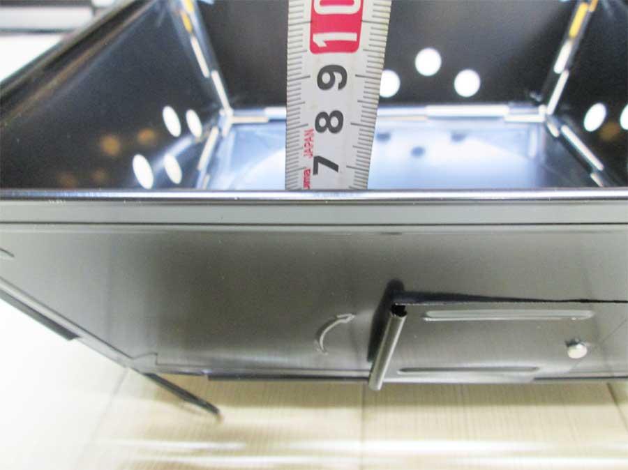 キャンドゥ 組み立て式ミニコンロ 本体18