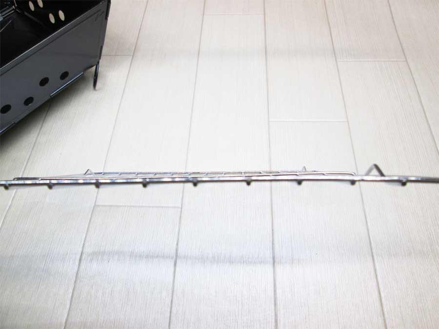 キャンドゥ 組み立て式ミニコンロ 本体24