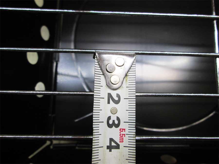 キャンドゥ 組み立て式ミニコンロ 本体3